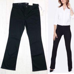 NYDJ Barbara Bootcut Jeans Stretch Denim Size 12